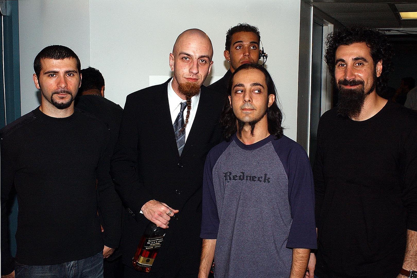 Daron Malakian Recalls Releasing SOAD's 'Toxicity' Before 9/11