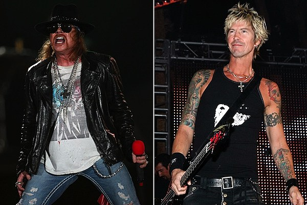 Guns N' Roses To Be Supported by Duff McKagan's Loaded at ...