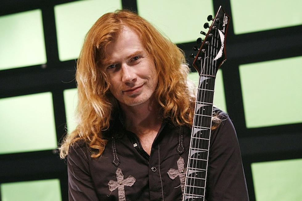 Download New Megadeth Song for Free