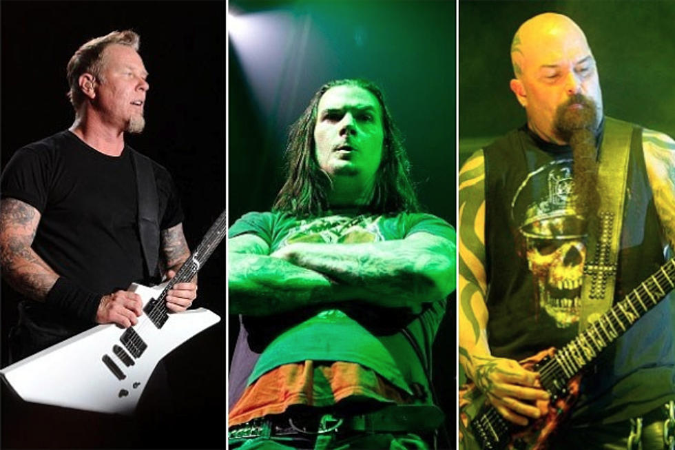 Top 11 Metal Albums of the 1990s