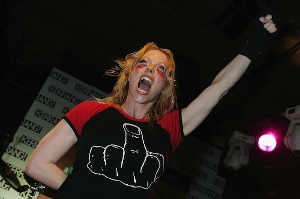Arch Enemy Singer Angela Gossow Calls for Marijuana Legalization