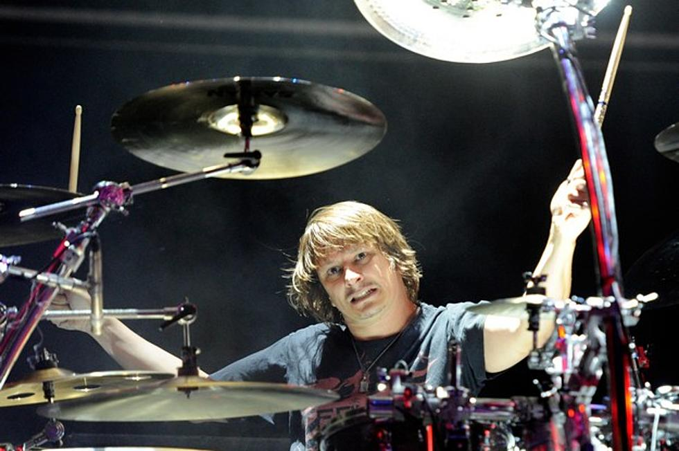 Korn Drummer Ray Luzier Talks The Path Of Totality Van Halen Mca More