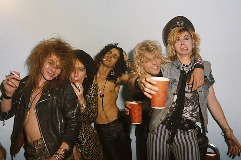 Every Guns N' Roses Song Ranked, Worst to Best