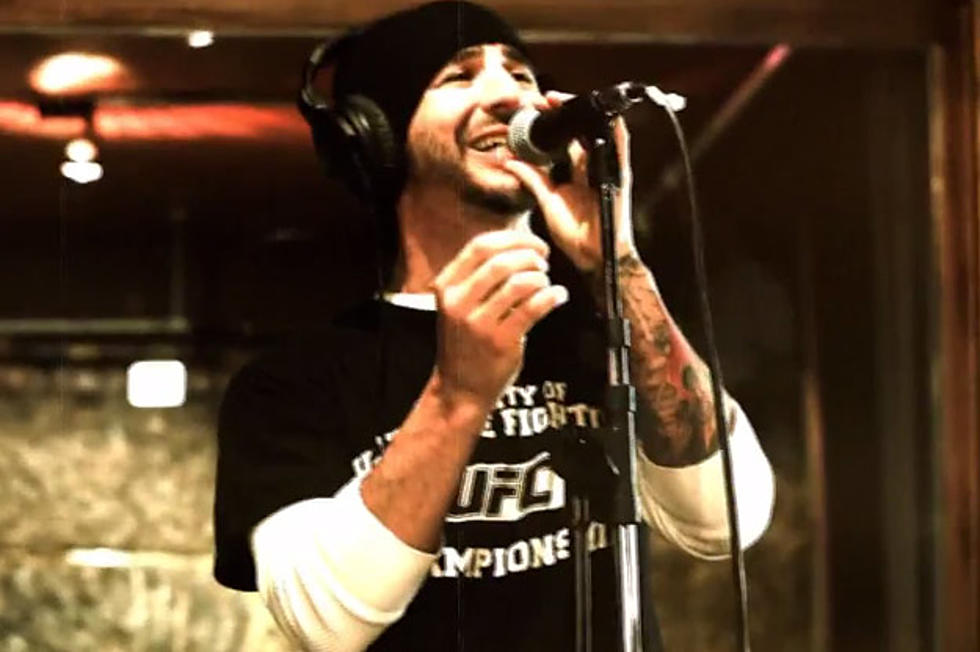 205ab2a49db Godsmack Allow Look Inside the Studio for  Come Together  Video