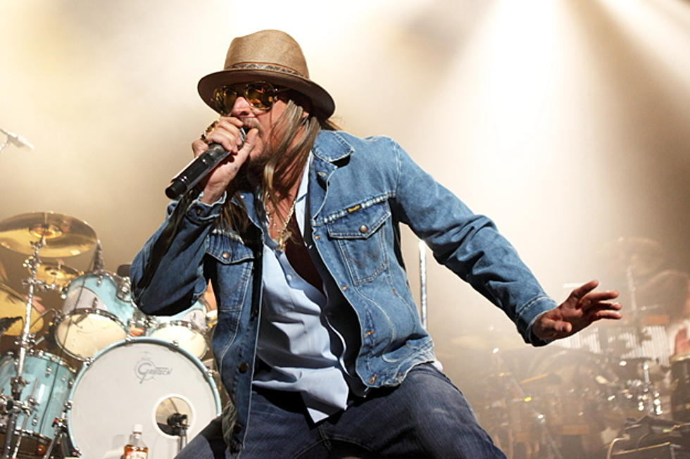 ade96323 Kid Rock to Play Detroit Lions' Thanksgiving Day Halftime Show