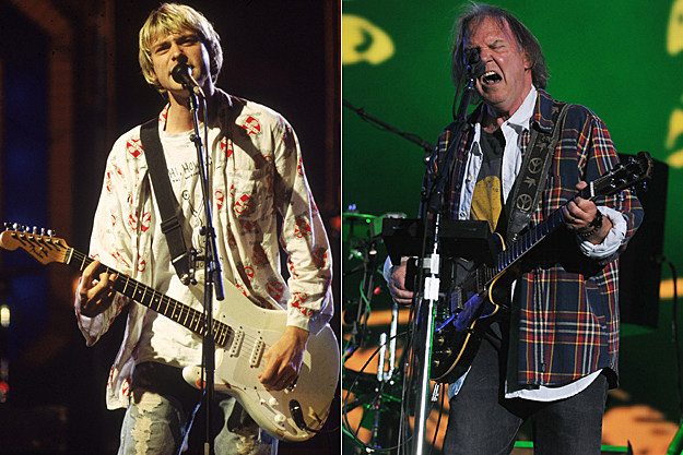 Johnny rotten neil young