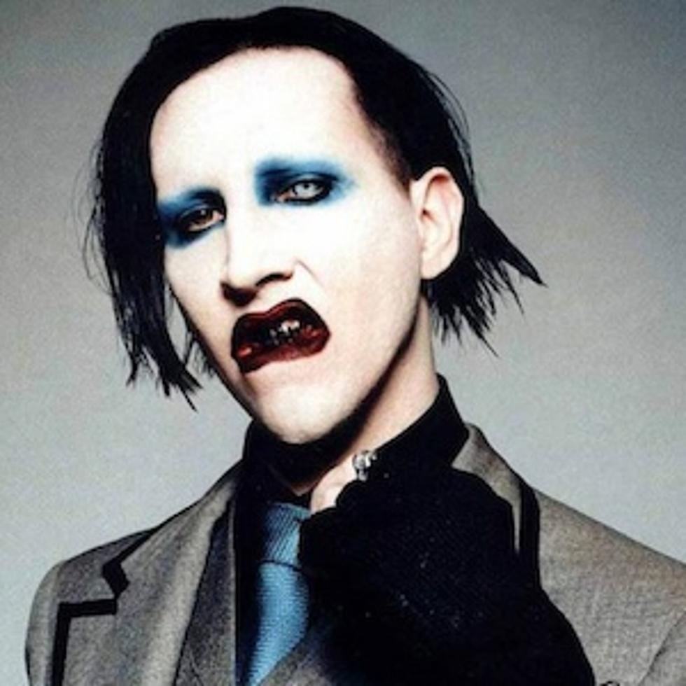 Daily Reload Marilyn Manson Rob Zombie Metallica