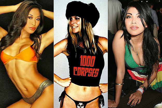 Sheri Moon Zombie Hottest Rockstar Wives