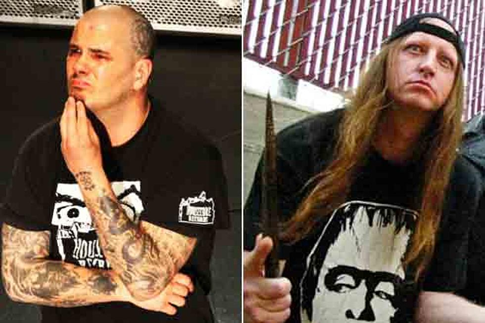 Down and Warbeast Dedicate Winter Tour to Late Rigor Mortis