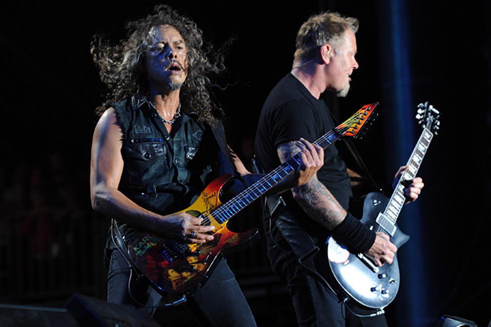12c66afb72f5c4 Metallica s Kirk Hammett + James Hetfield Hang With Vans Pros Nathan  Fletcher + Steve Caballero