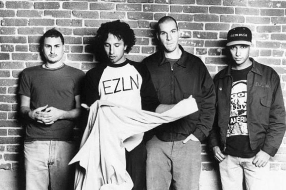 Early Rage Against the Machine California Show Surfaces