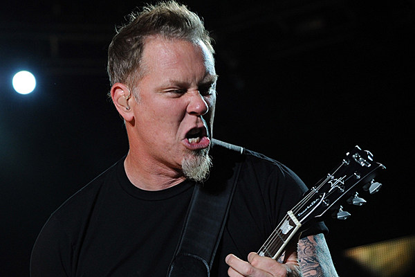 james hetfield hunting series causes glastonbury protest. Black Bedroom Furniture Sets. Home Design Ideas