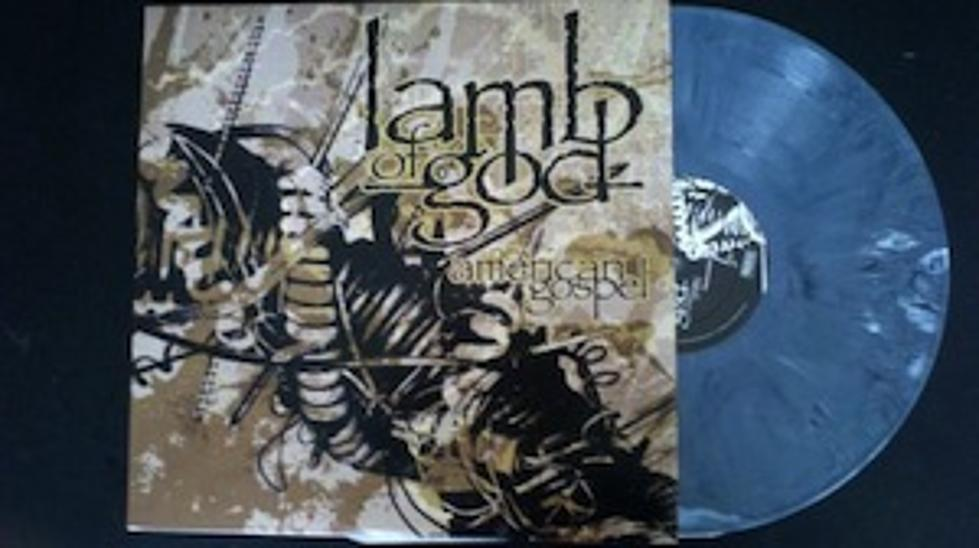 Lamb of God to Reissue 'New American Gospel' on Vinyl for