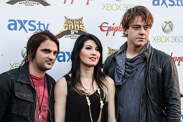 Sick Puppies Unveil New Album Details, Share Admiration