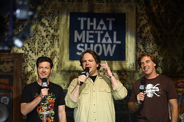 vh1 classic s that metal show celebrates 100th episode with guests sebastian bach rex brown. Black Bedroom Furniture Sets. Home Design Ideas
