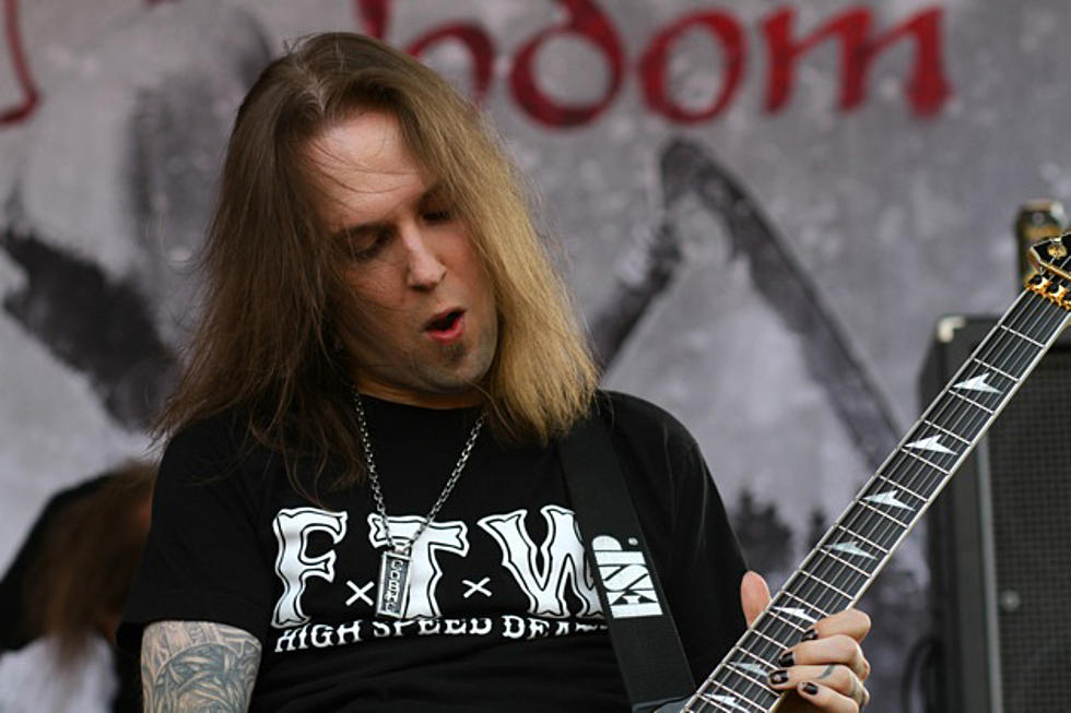 Children of Bodom's Alexi Laiho Reflects on Early Influences ...