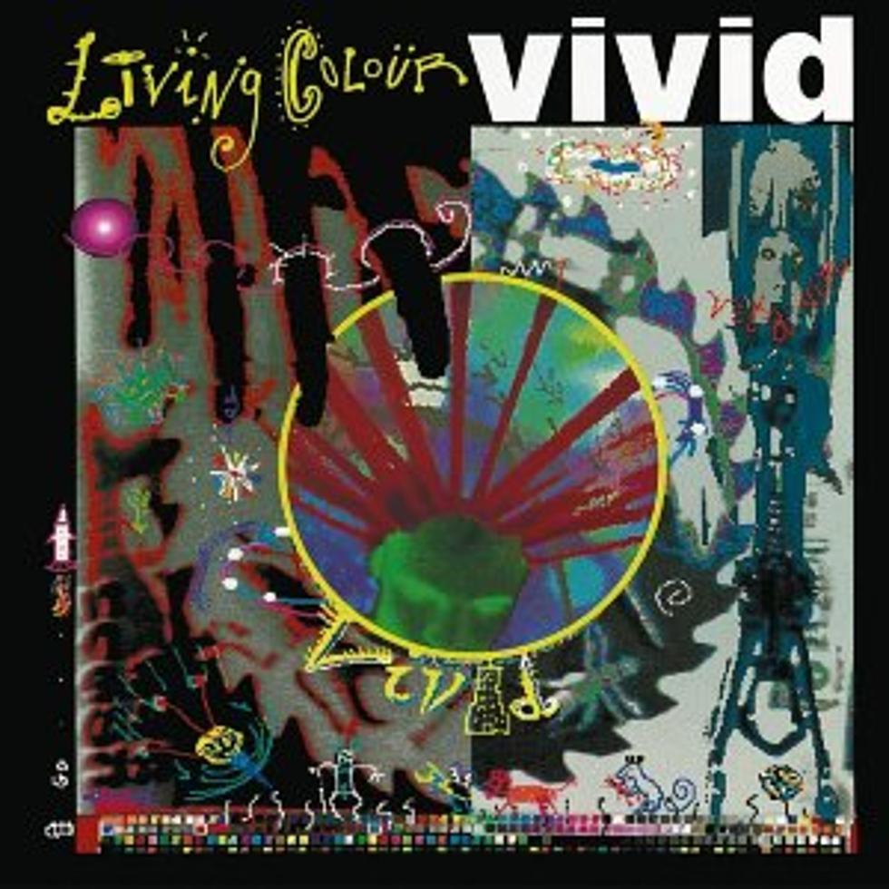 No  14: Living Colour, 'Vivid' – Best Debut Hard Rock Albums