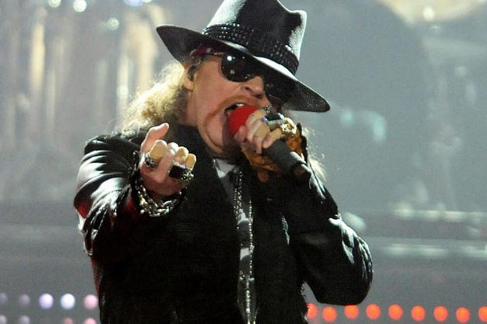 New Guns N' Roses Song 'Going Down' Surfaces Online