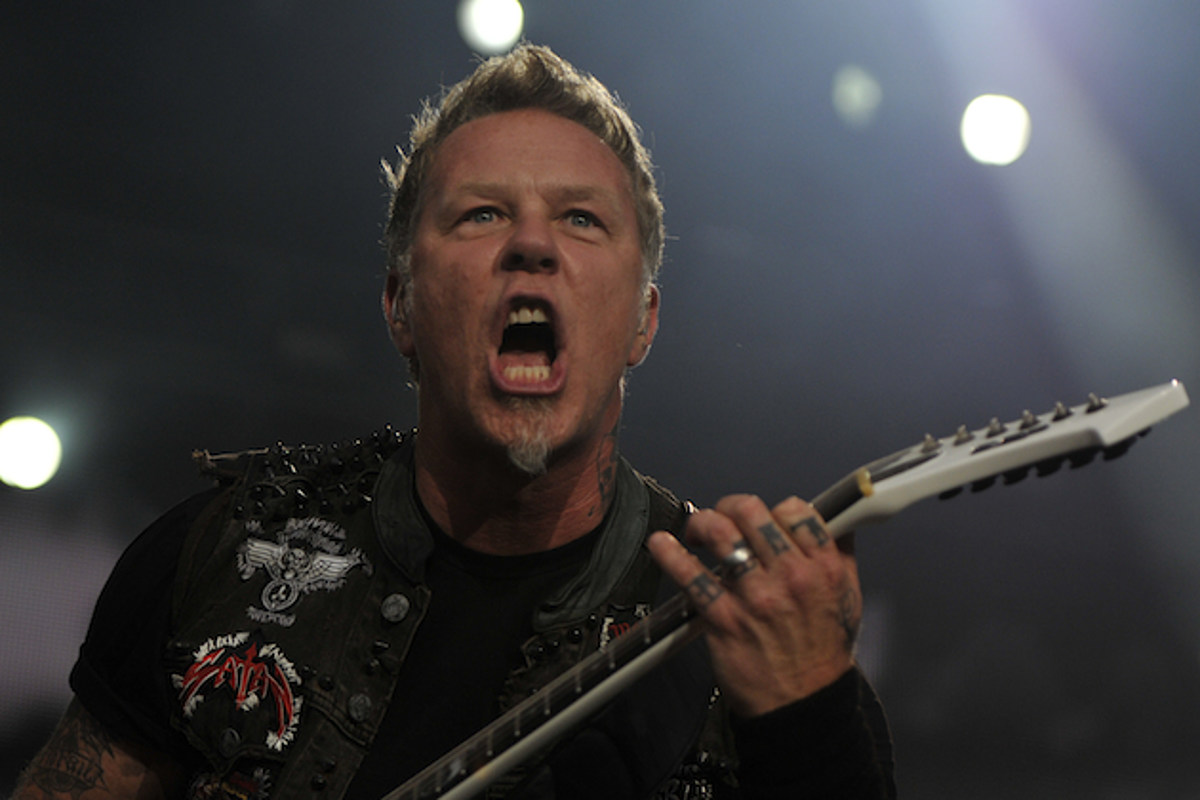 Song 1991 list moscow metallica List of
