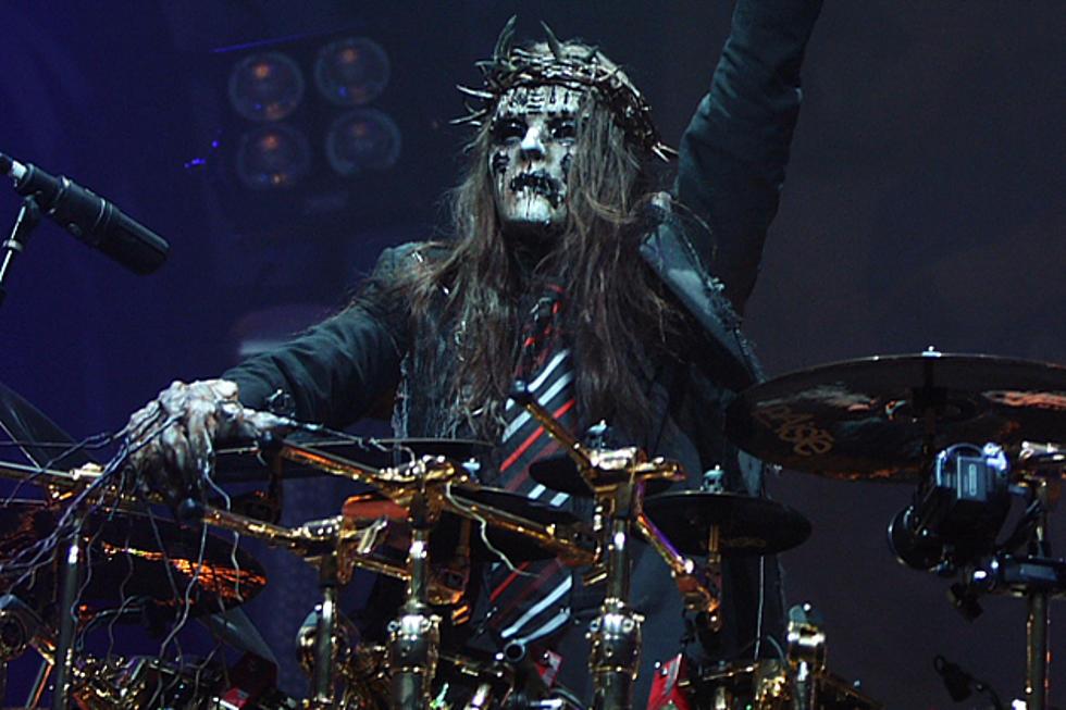 016d1e3287db Joey Jordison Elaborates on Slipknot Dismissal   They Thought I Was F—ed Up  on Drugs