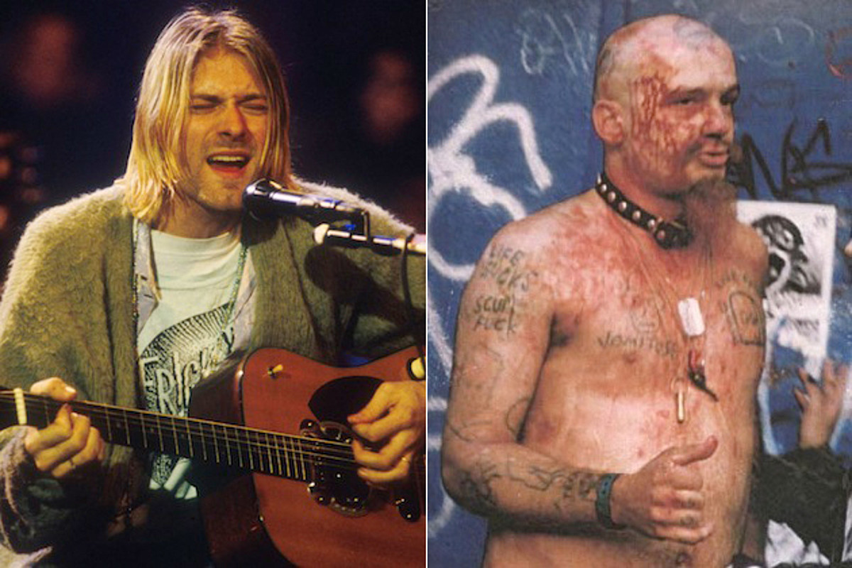 Nirvana's Kurt Cobain Visited ...