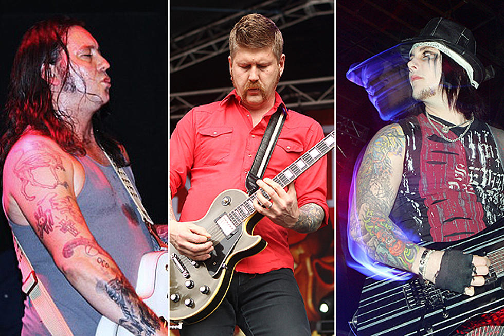 10 Best Metal Riffs of the 2000s