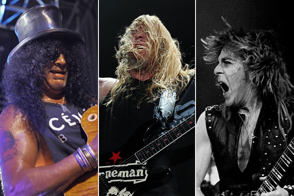 10 Best Metal Riffs Of The 1980s