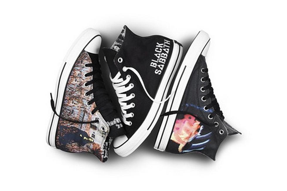 0a97e1aa3543 Black Sabbath and Converse Team Up for Footwear Collection
