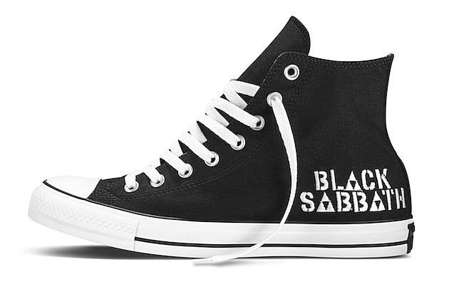 427b3632c74c Black Sabbath and Converse Team Up for Footwear Collection