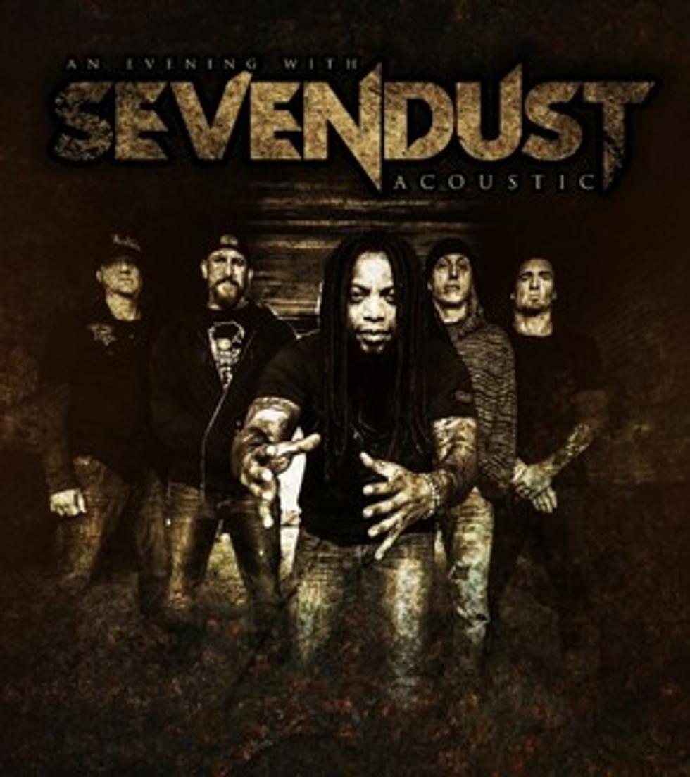 Sevendust Announce Acoustic Album and Tour