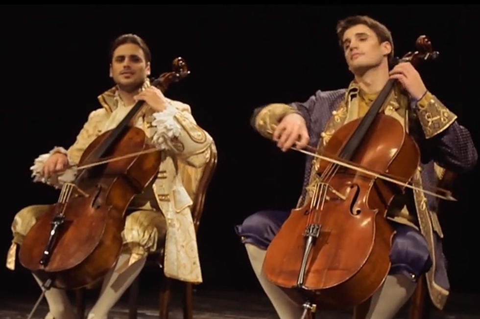 2Cellos Unleash Rocking Rendition of AC/DC's 'Thunderstruck'