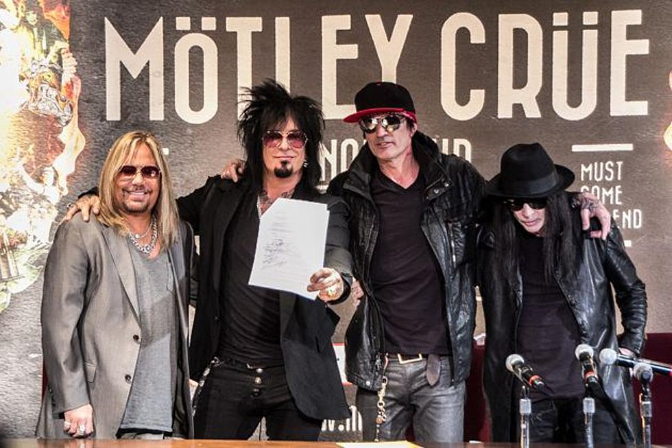 Motley Crue Adds Fall 2015 Leg To The Final Tour