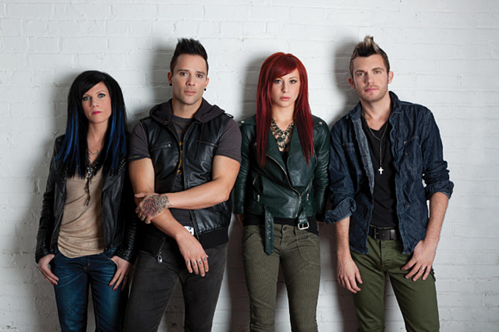Skillet Reveal 'Unleashed' Album Details, New Lyric Video