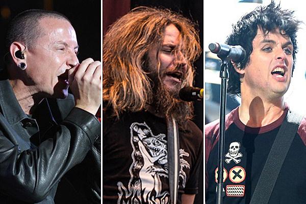 Linkin Park Mastodon More Reveal Record Store Day Treats