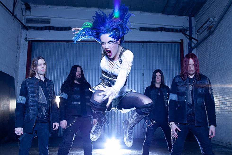 Arch Enemys Alissa White Gluz Discusses Joining The Band