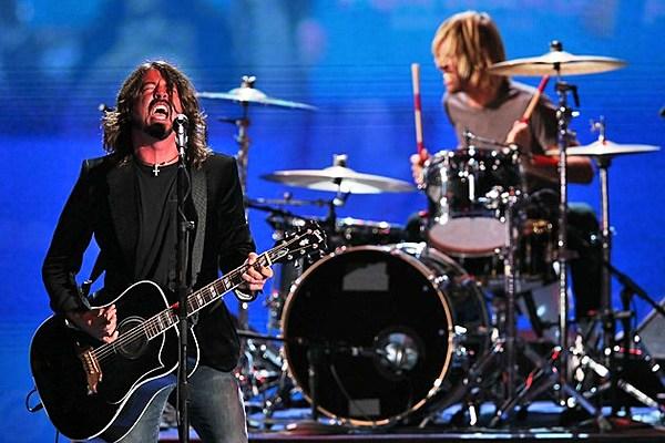 Foo Fighters Deliver Surprise Concert In New Orleans