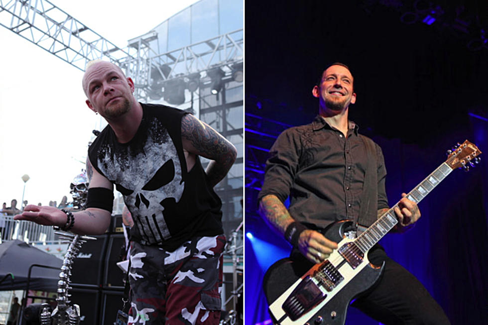 Five Finger Death Punch + Volbeat To Co-Headline 2014 Tour