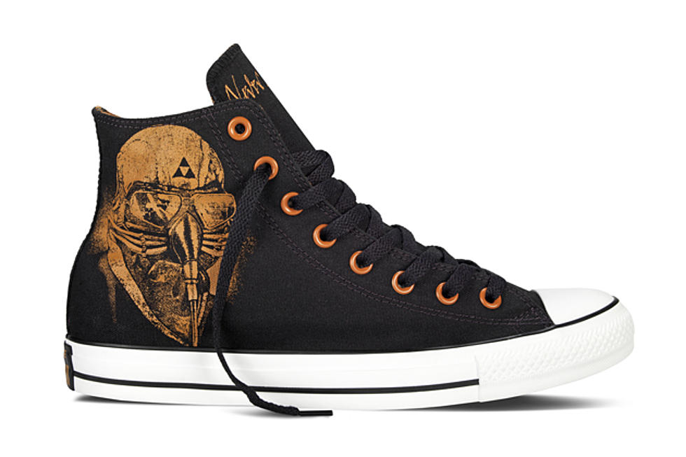 b65f6d58b4cf1c Black Sabbath Team With Converse for Chuck Taylor All Star Line