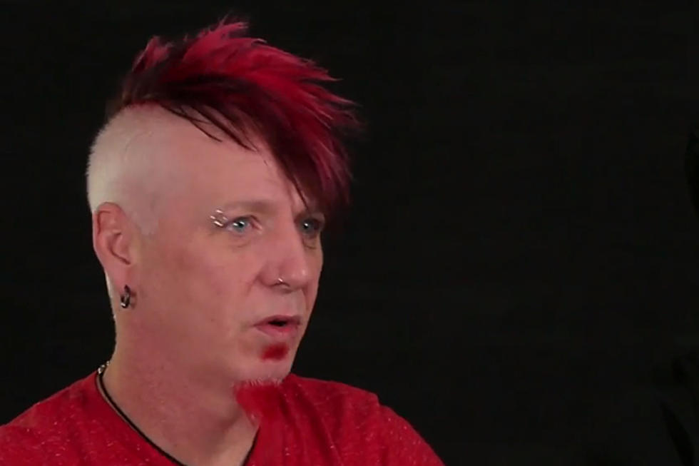 Hellyeah's Chad Gray Shares 'Sangre Por Sangre' Meaning