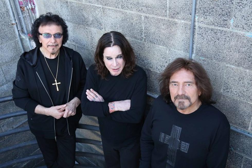 Black Sabbath's 'Farewell' Ozzfest Japan Gig Cancelled