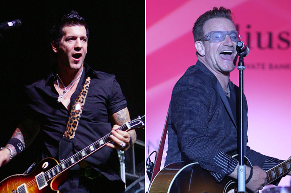 Buckcherry's Keith Nelson Calls Out U2 Over Free Album
