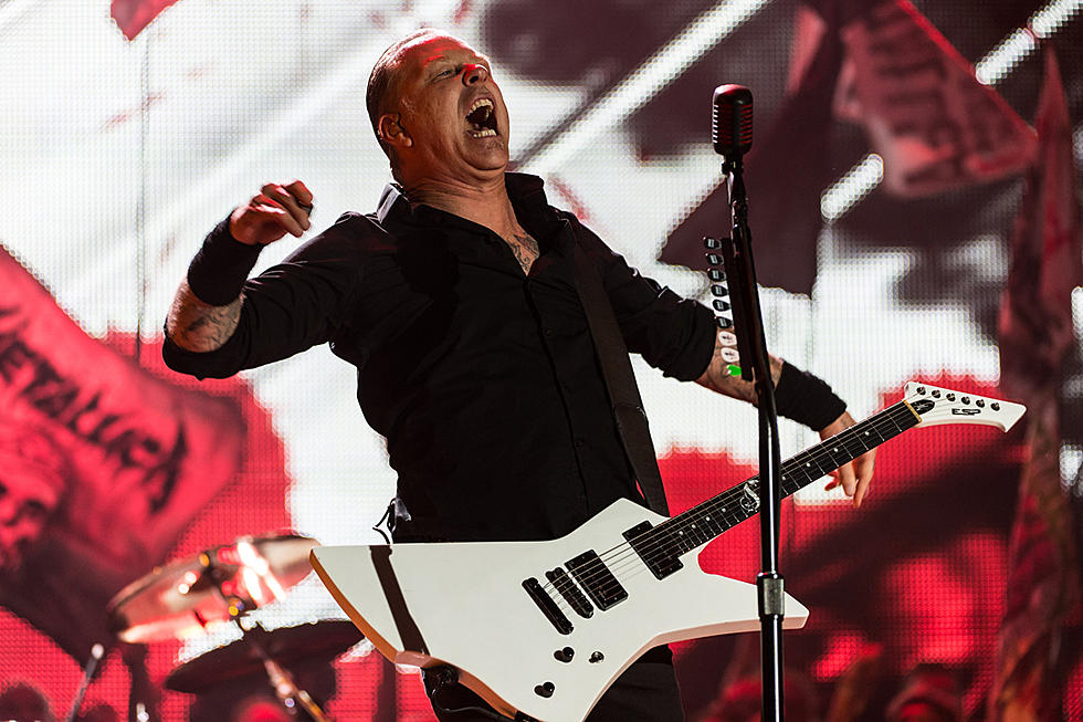 Metallica's James Hetfield: I've Done Horrible Things