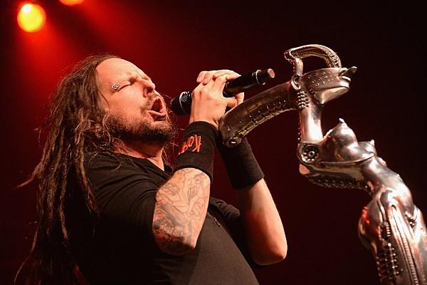 Korn's Jonathan Davis Talks 'So Unfair' Track + Songwriting