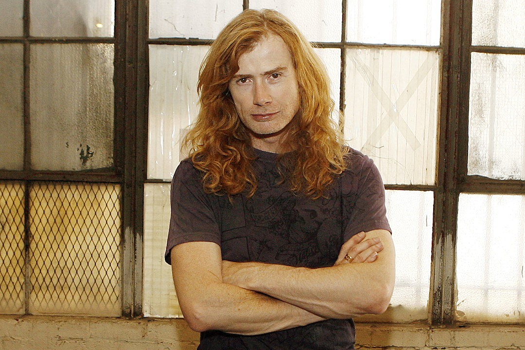 Dave Mustaine: Being in a Band Is the u0027Closest You Can Get Without Having  Sex With Each Otheru0027