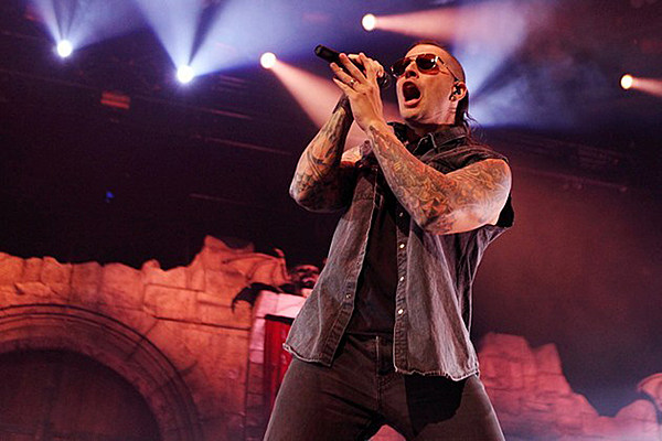 avenged sevenfold reveal they have a new drummer in place. Black Bedroom Furniture Sets. Home Design Ideas