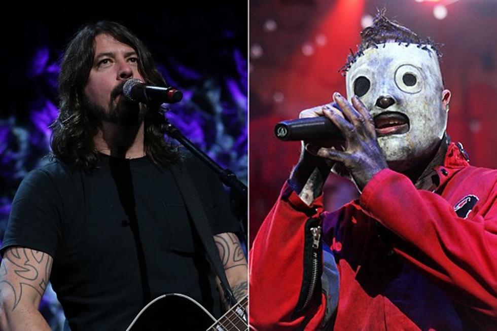 Foo Fighters Slipknot To Headline 2015 Rock Am Ring Rock