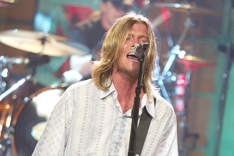 Wes Scantlin Vows New Puddle of Mudd Album 'Coming Soon'