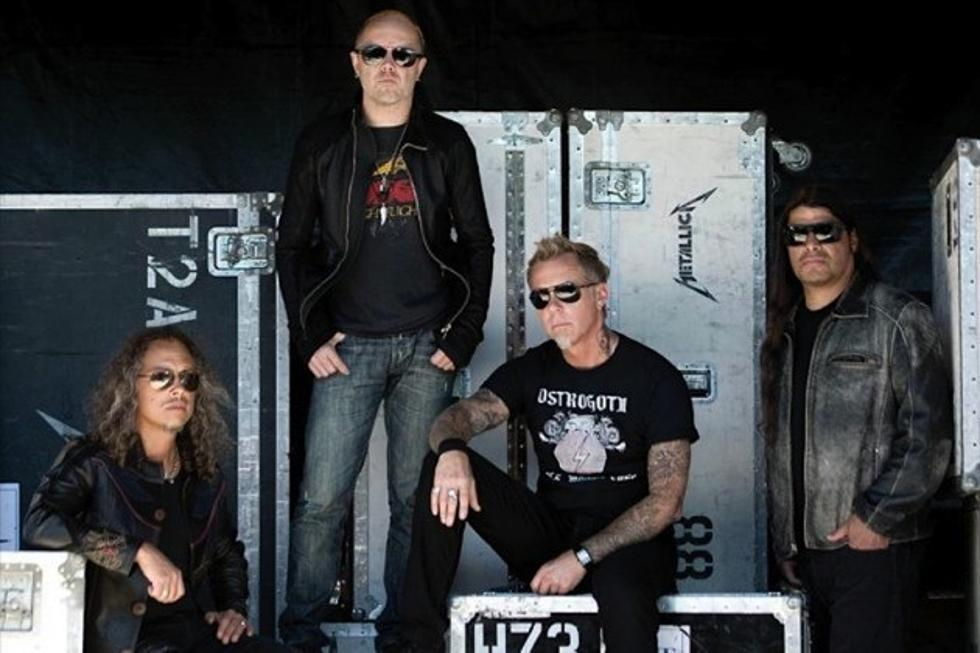 Study Suggests Metallica Have the Loudest Album Ever