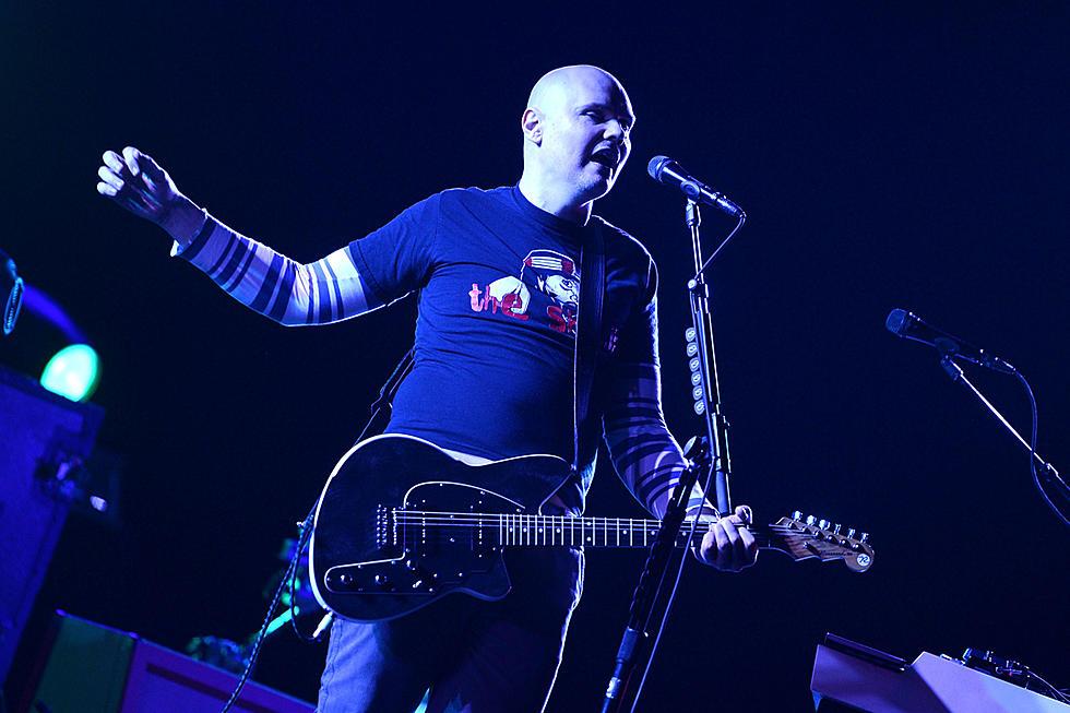 Billy Corgan: Full Album Shows 'Smack of Consumerism'