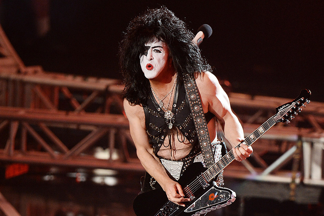 Paul Stanley Discusses Kiss Future After His Retirement